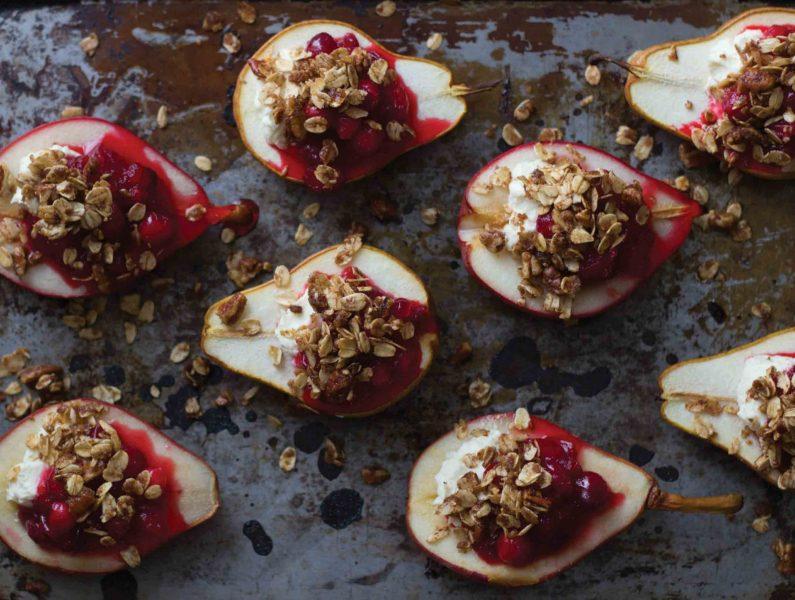 Cranberry-_-Goat-Cheese-Stuffed-Pears-min