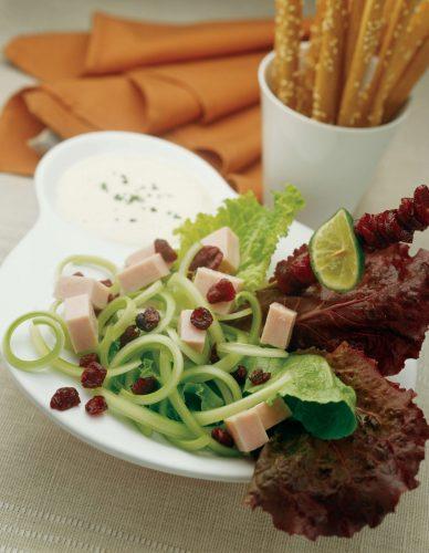 Salad-Cranberryandturkeysalad